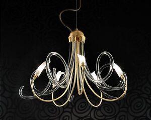 Lampadari camera da letto moderni con gomitoli lampadario moderno