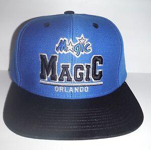 Orlando-Magic-Authentic-Six-Panel-Snapback-New-Adidas-Hat-Cap