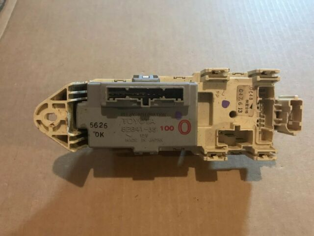 1996 Toyotum T100 Fuse Box For