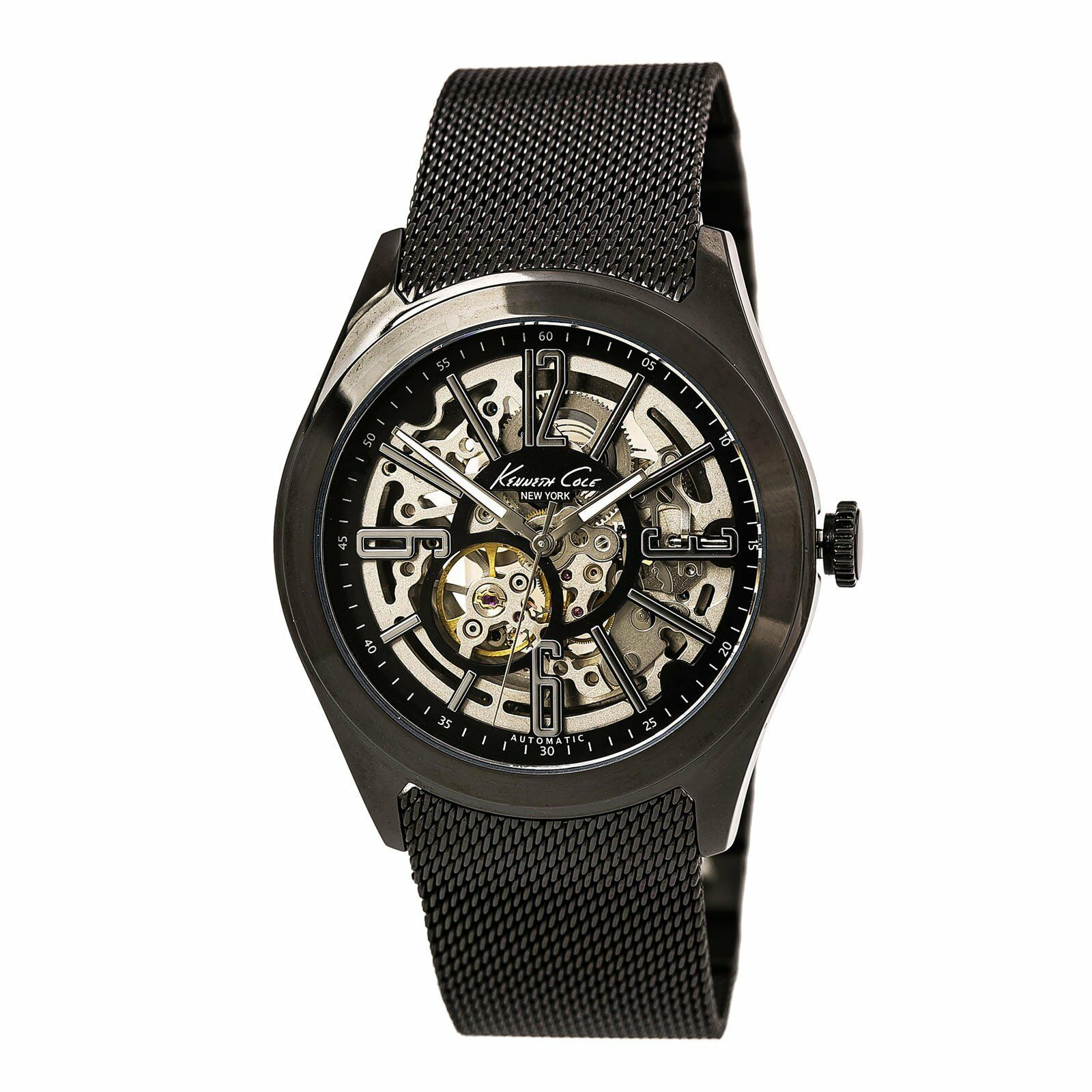a587282b051 New Kenneth Cole Stainless Steel KC9100 Wrist Watch for Mens Motion. 21- jewel