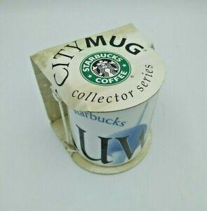 Starbucks-Coffee-City-Mug-Collector-Series-KUWAIT-2002-New-Old-Stock-16oz-Mug