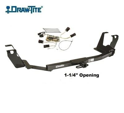 Class 2 Trailer Hitch & Wiring for 2005-2007 Dodge Grand ...