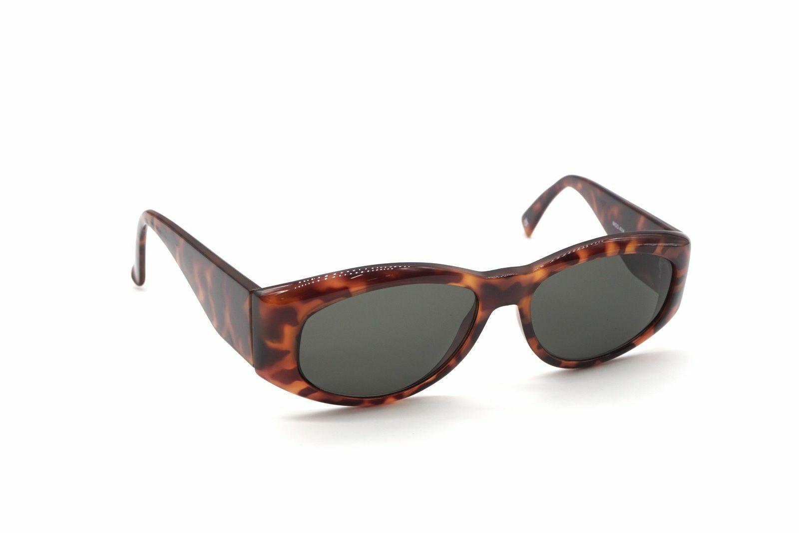 GIANNI VERSACE Medusa Sunglasses Eyewear Tortoiseshell pattern Brown 5134k