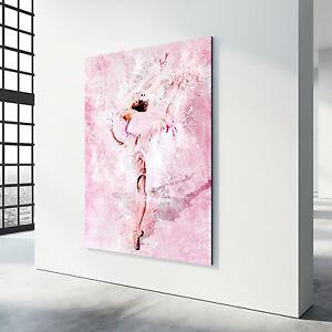 Abstrakte Bilder Auf Leinwand ballett tänzerin abstrakt bilder leinwand bild wandbilder poster
