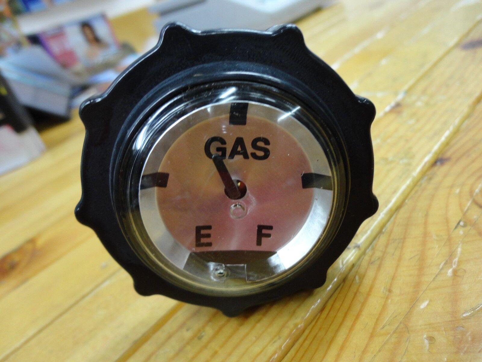 NEW KELCH 1 4 TURN BAYONET GAS CAP WITH GUAGE 7.5 INCH