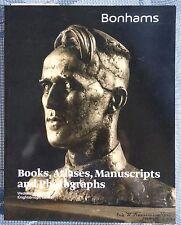 Books Atlases, Manuscripts, Photographs, BONHAMS 19.3.2014+ Whittle Jet  Engine