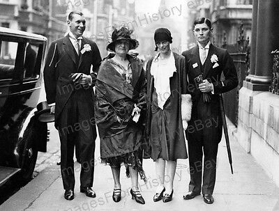 8x10 Print Amelia Earhart Winston /& Amy Guest Ray Guest Ascot 1928 #AE110
