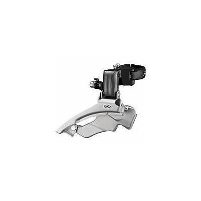 Shimano Altus M371 9-Speed Triple Down-Swing Dual-Pull Front Derailleur