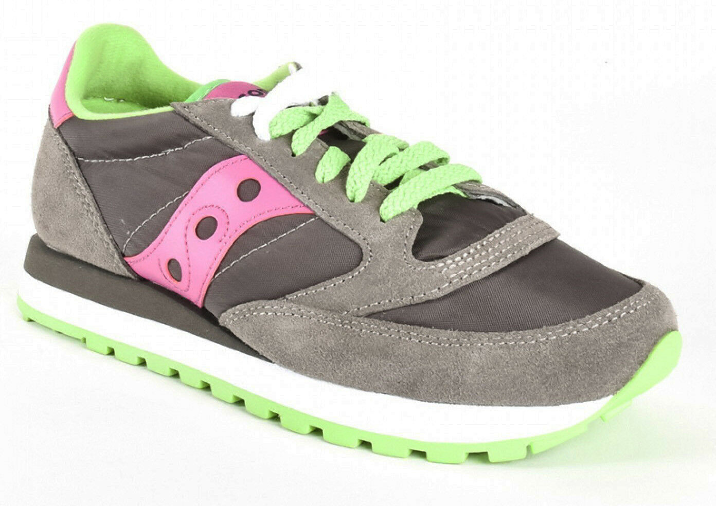 zapatos DA mujer SAUCONY 1044-426 JAZZ JAZZ JAZZ ORIGINALS zapatillas COL. gris SCURO-púrpura  mas barato