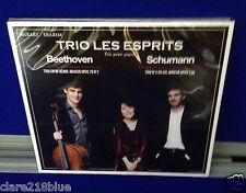 NEW SEALED Beethoven Trio en Mi Bémol Majeur, Op.70 No.2; Schumann Trio No.3 CD