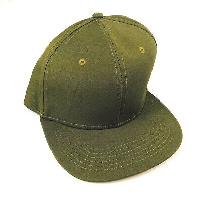 NEW NWT Men/'s GENTS Navy Blue Wool 6 Panel Adjustable Baseball Hat Cap