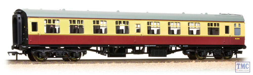 39-052E Bachmann OO Gauge BR Mk1 SO 2nd Open Crimson & Cream