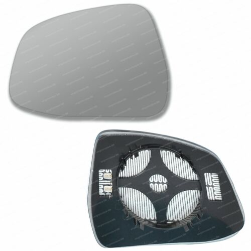 Left side for Ford Mondeo mk4 2007-2015 heated wing door mirror glass