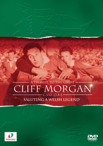 1 of 1 - A Tribute to the Great Cliff Morgan DVD