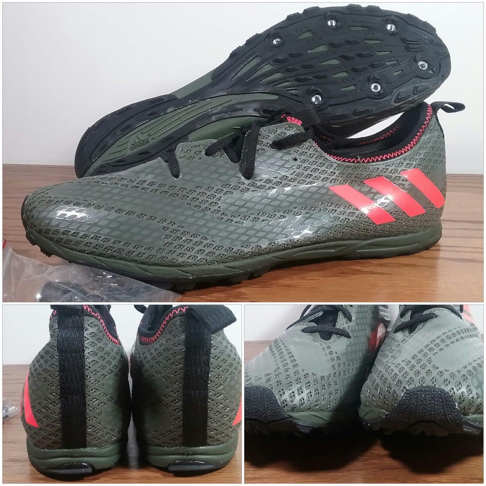 Nuove adidas x xcs track & field cross country country country scarpe numero 43 w   spuntoni ba8387 | Una Buona Reputazione Nel Mondo  b97305