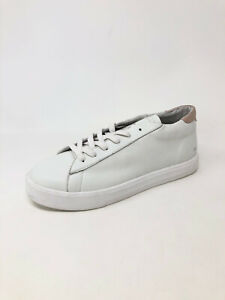 New stringate Tony Sneakers Bianco in Womens 9 Athletic Roux pelle Scarpe bianca IYmbyf7gv6