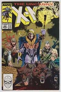 L6248-Uncanny-X-Men-252-Vol-1-MB-NM-Estado