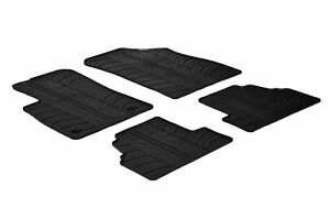 All Weather Rubber Floor Mats fits 2013-19 Buick Encore ...