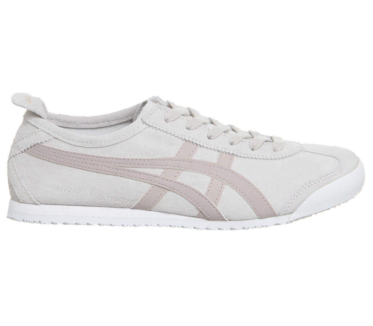 Onitsuka Tiger Mexico 66 Birch Coral Cloud Suede Leather Asics Ship Worldwide