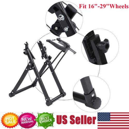 Bike Wheel Truing Stand Bicycle Wheel Maintenance 36 28.5 43cm