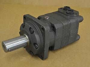 M+S Hydraulic MT 315 C Hydraulic Motor NEU