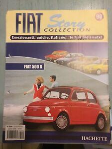 Details About Fiat Story Collection Fiat 500 R Hachette File