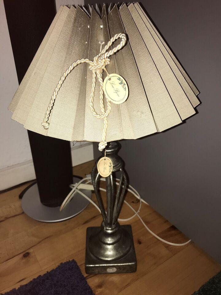 Bord lamper, Lene Bjerre – dba.dk – Køb og Salg af Nyt og Brugt
