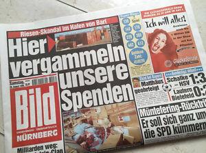 Bild-newspaper-dated-28-08-1999-18-19-20-Birthday-Gift-Arminia-Bielefeld