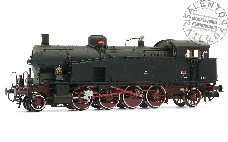 HR2725 Rivarossi locomotive steam FS Gr 940 023 period III beacons petrolio