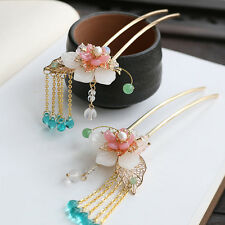 1Pair High Quality Chinese Classical Ladies Hairpin Hair Accessories Step Shake
