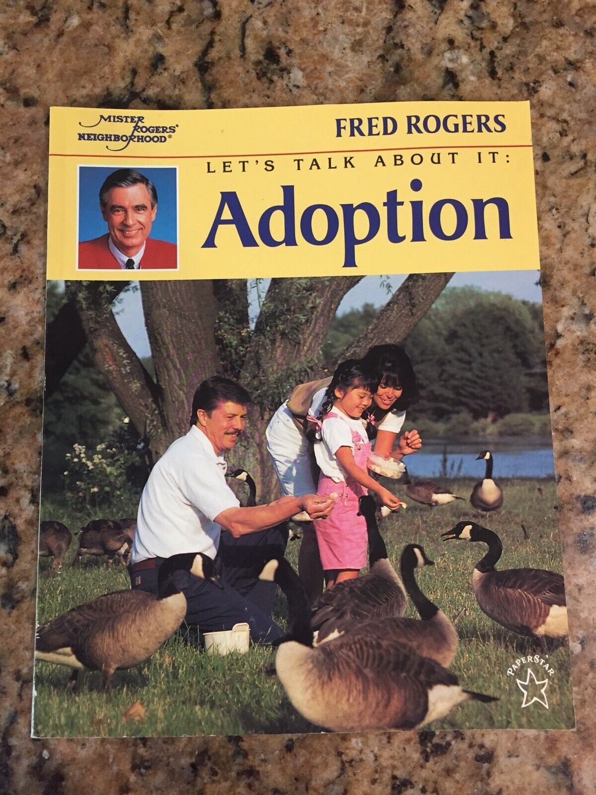 Mr Rogers Ser Let S Talk About It Adoption By Fred Rogers And Fred Rogers 1998 Trade Paperback For Sale Online Ebay