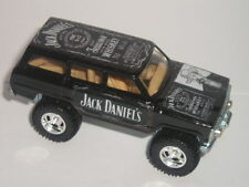 Hot Wheels JACK DANIELS Whiskey 1988 JEEP WAGONEER  custom  real rider