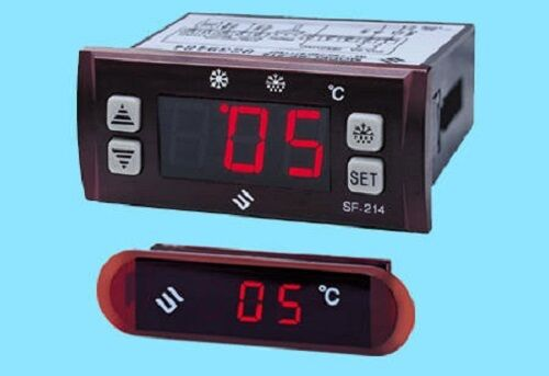 SHANGFANG Temp.ControllerEvap.Fan Control SF214 for Freezer 45~45℃