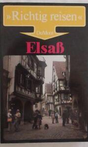Buch-Richtig-reisen-Elsass-DuMont-Reisefuehrer-von-1986-S53