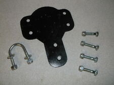 Oxlite Mounting Plate for Mounting Remote Switches onto ATV Handlebars - NEW!!!