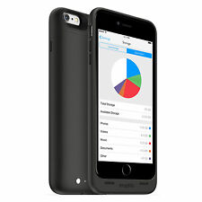mophie space pack Battery Case with 64GB Storage for iPhone 6s Plus/6 Plus (2,60
