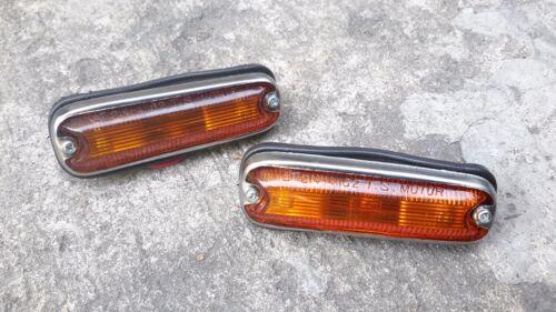 Turn Signal Side Lamp MAZDA 1000//1200//1300//1600 Pickup Truck LH+RH NEW × 2 Pcs.