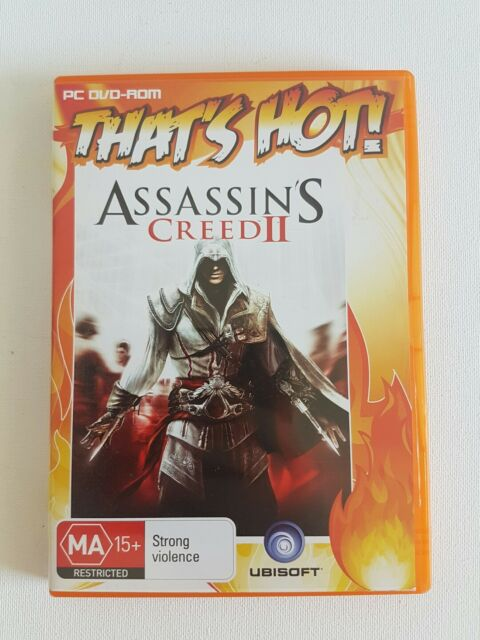 PC Assassin's Creed 2 - PC GAME