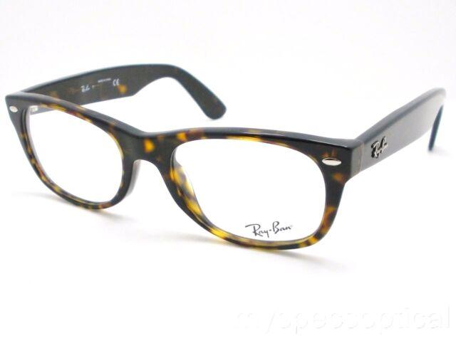 Ray Ban RX 5184 Wayfarer 2012 Havana Plastic Optical Eyeglasses ...