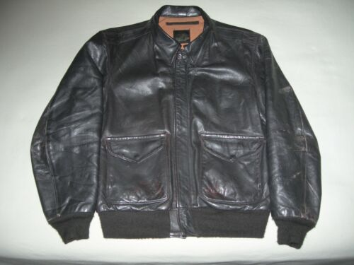 Leather Flight Jacket - Type A2