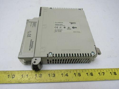 Schneider TSXDEY16D2 Modicon 16I 24VDC Discrete Module W// Terminal Block