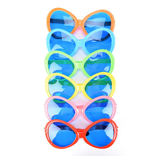 Giant Big Oversized Novelty Funny Sun Glasses Shade Party Fancy-Dress Hot JAUK