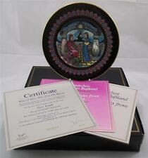 Villeroy & and Boch RUSSIAN FAIRY TALES No4 1986 The Stone Flower BOXED BF996