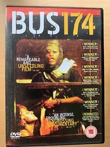 Bus-174-DVD-2002-True-Life-Brazilian-Portuguese-Hijack-Siege-Crime-Thriller