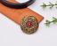 10X-Western-3D-Flower-Turquoise-Conchos-For-Leather-Craft-Bag-Belt-Purse-Decor miniature 25