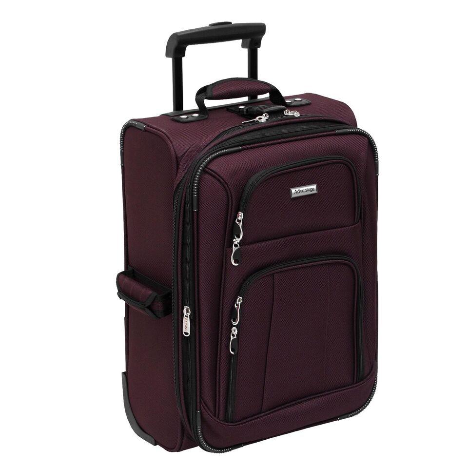 Kuffert, advantage