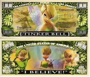 Tinker-Bell-Disney-Cartoon-Character-Million-Dollar-Novelty-Money