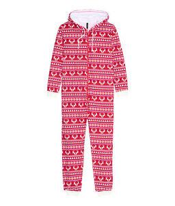 Jumpsuit Weihnachten.Details Zu H M 38 Xmas Rentier Weihnachten Overall Jersey Unisex Reindeer Hooded Jumpsuit