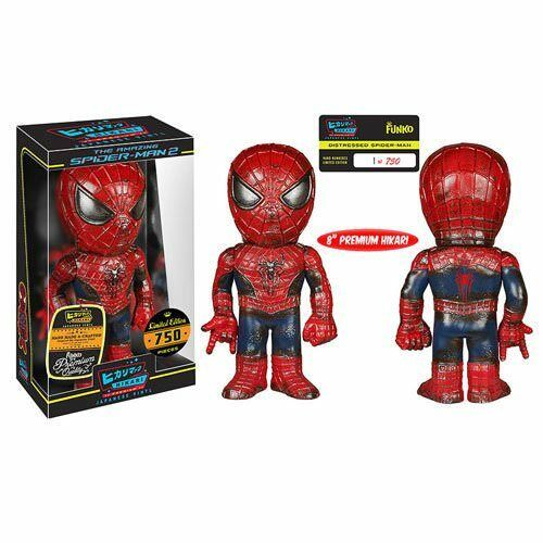 The Amazing Spider-Man 2 Premium Hikari Japanese Vinyl Figure