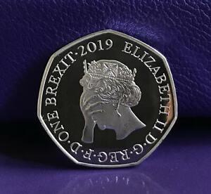 BREXIT-50p-Shaped-Coin-Bu-Medal-Official-Original-No-Idea-Design-Unofficial